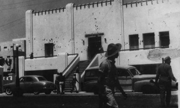 Ataque al Cuartel Moncada 26 de julio de 1953 - Cuban Studies Institute
